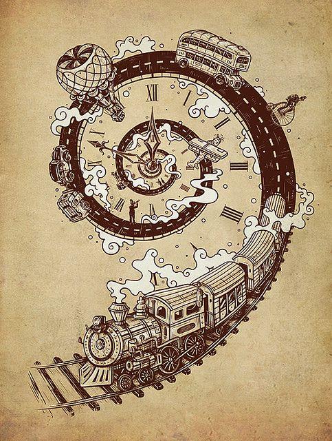 Путешествие во времени: «Как развивалась письменность»